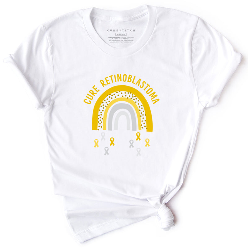 'Rainbow' Retinoblastoma T-Shirt