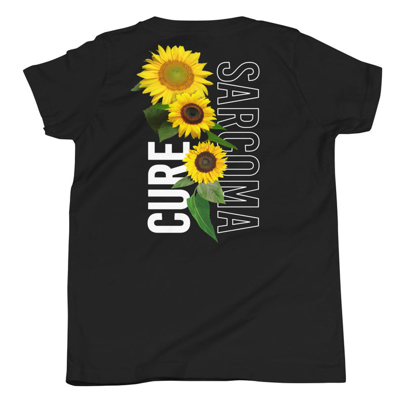 Youth Unisex | 'Cure Sarcoma' Front & Back Tee