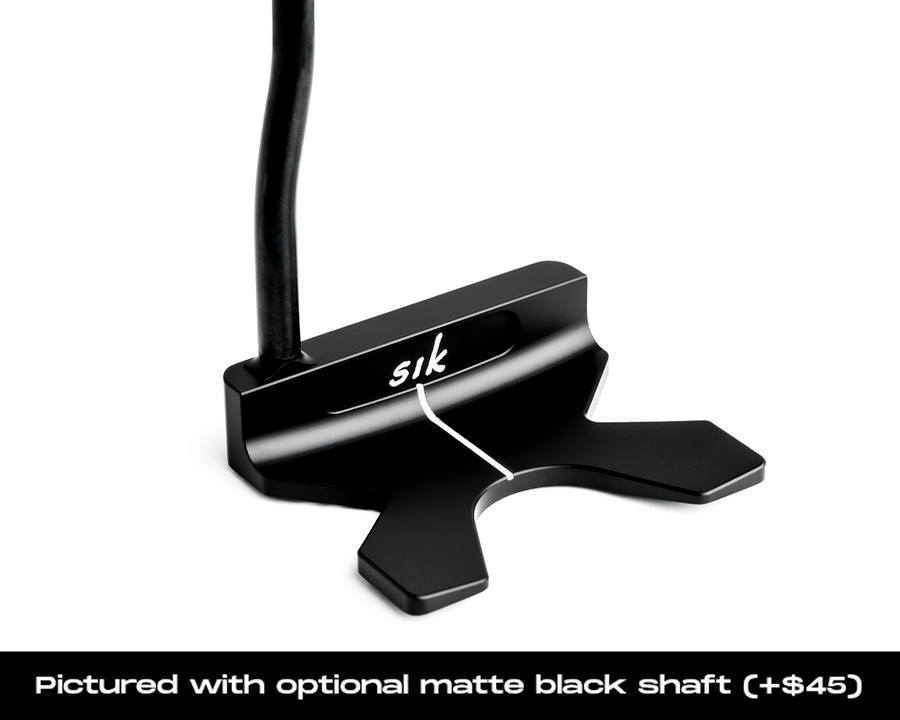 FLO | C-Series | Double-Bend | Matte Black