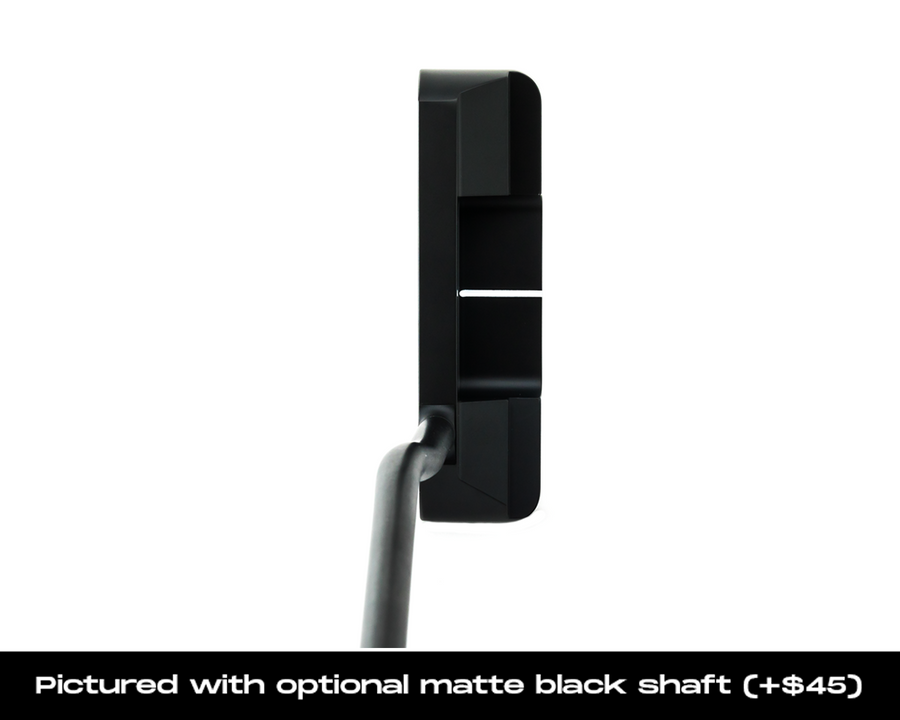 Pro | C-Series | Double-Bend | Matte Black