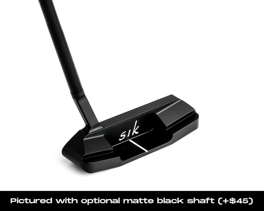Pro | C-Series | Slant Neck | Matte Black