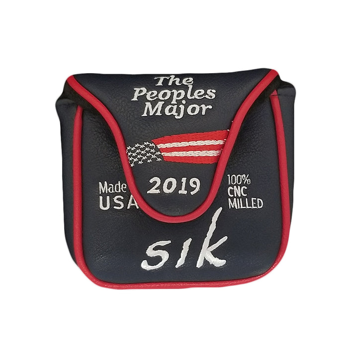 SIK US OPEN HEADCOVER (FLO)