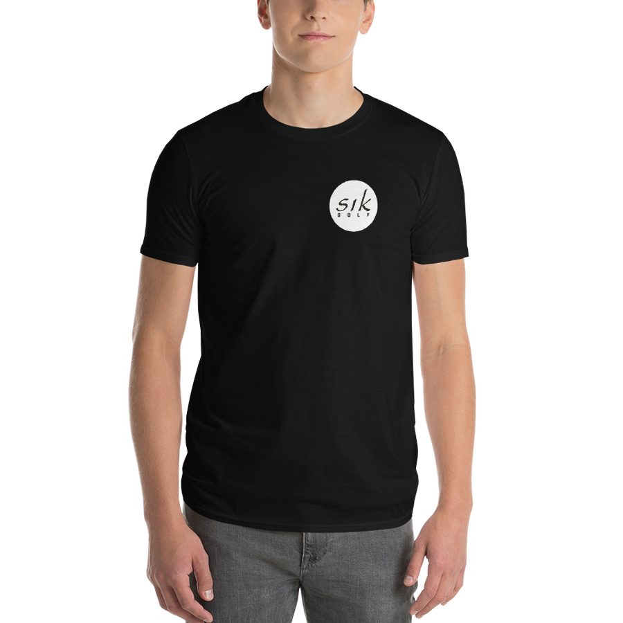 SIK Golf Button T-Shirt