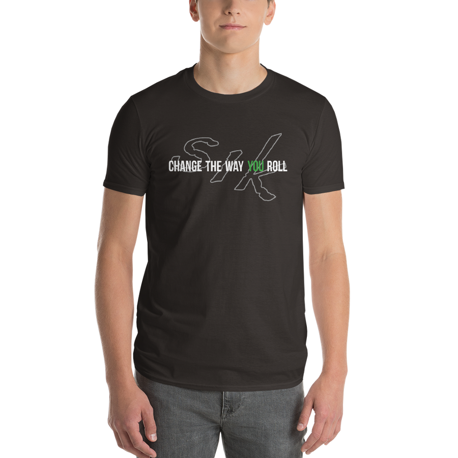 Change The Way You Roll T-Shirt