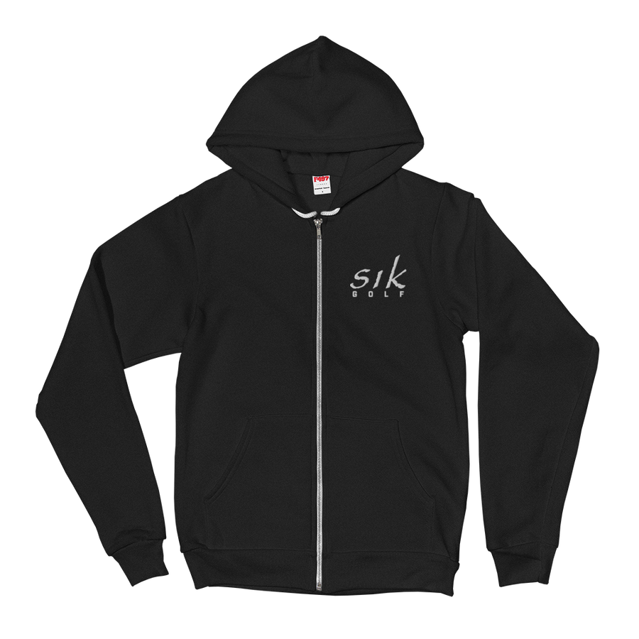SIK Embroidered Hoodie