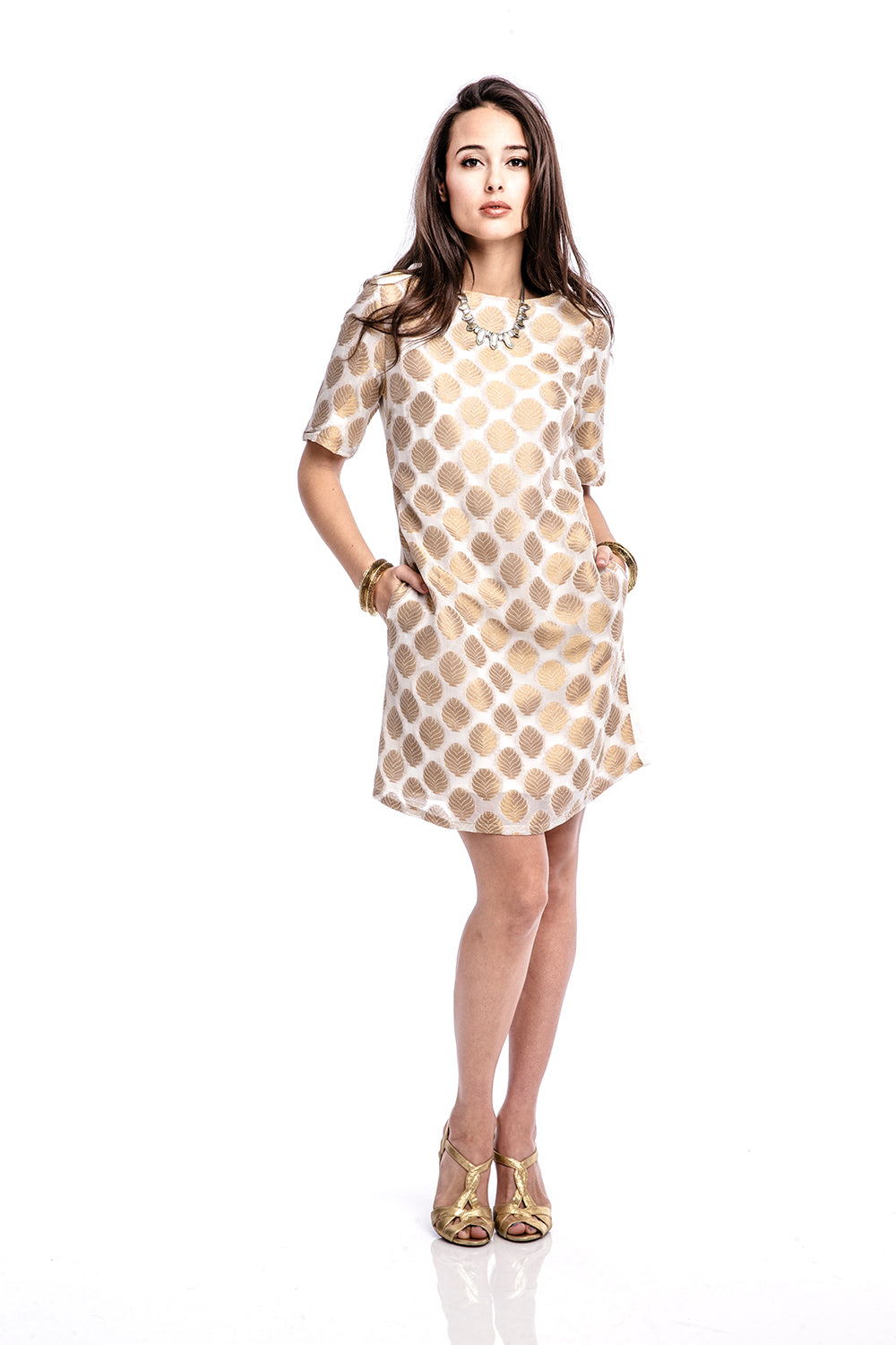 Beverly Shift Dress