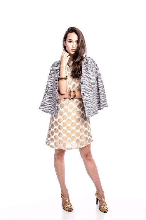 TOLA Melrose Woven Cape