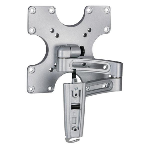 LCD-106 LCD Bracket Long - Up to VESA 200, Silver