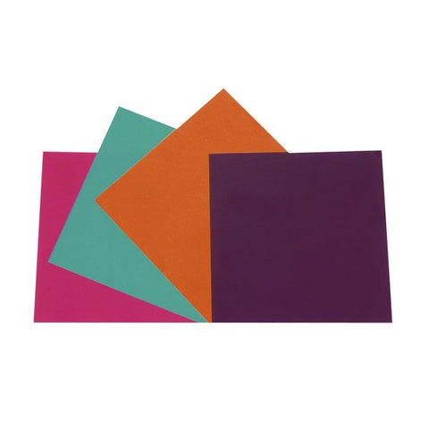Par 56 Colourset 2 - Pink, Peacock Blue, Orange, Mauve