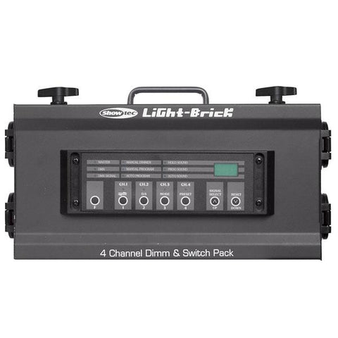 Lightbrick - 4 Channel Dimming Pack DMX