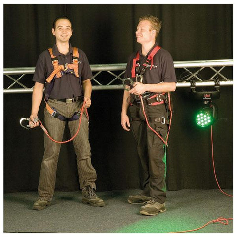 Full body Harness set, GFP30 - M-XL