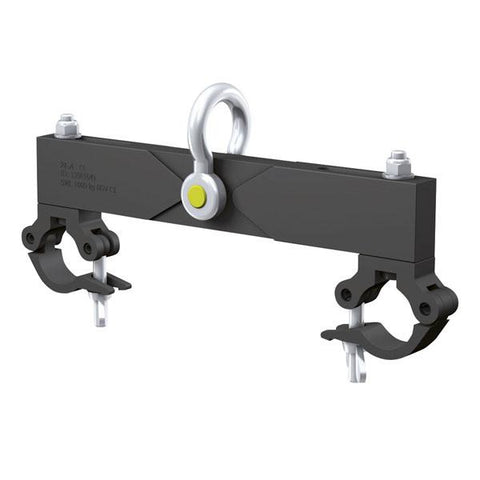 Ceiling Support - 290-400mm, Black