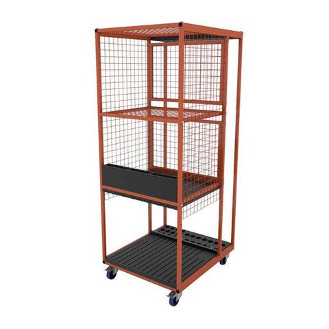 Pipe & Drape Trolley for 45 & 60cm Baseplates -