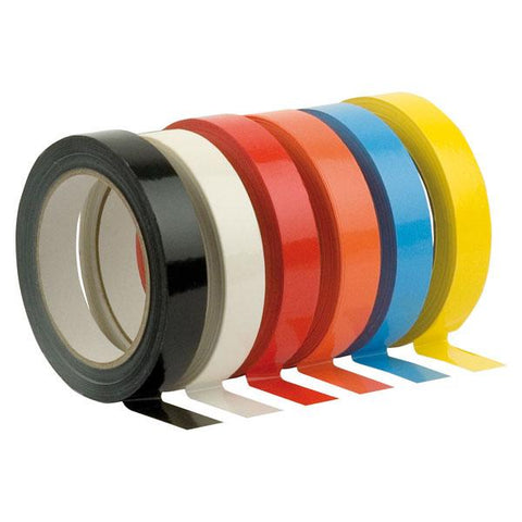 PVC Tape - 19 mm/66 m, Yellow
