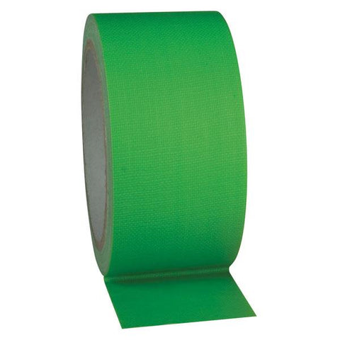 Gaffa tape Neon - Green 50mm / 25m