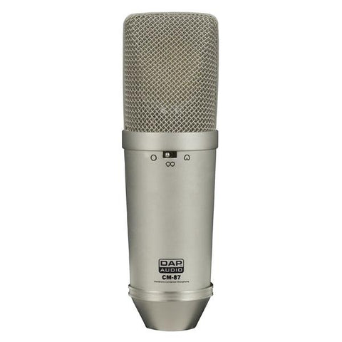 CM-87 Large membrane Condenser Microphone