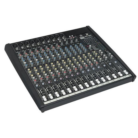 GIG-164CFX 16 Channel live mixer incl. dynamics & DSP