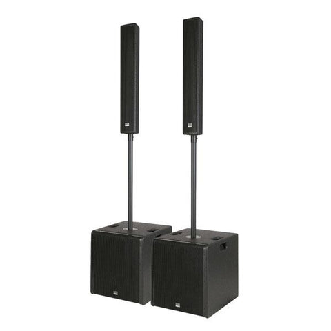 "Live Mini 12"" Column active speaker system"