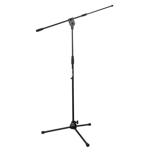 Pro Microphone stand with telescopic boom 850-1430mm metal base part