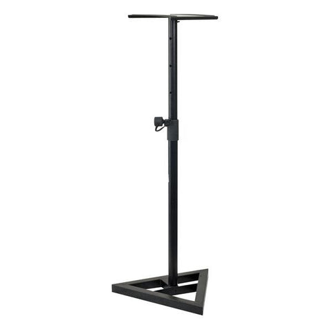 Monitor Speaker stand Steel 760-1320mm max load 15kg