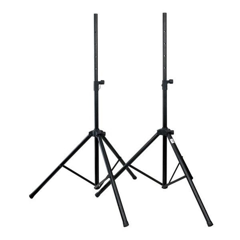 Speaker Stand Set Incl. carrying bag