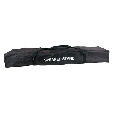 Speaker Stand set Incl. Speakercable & carrying bag