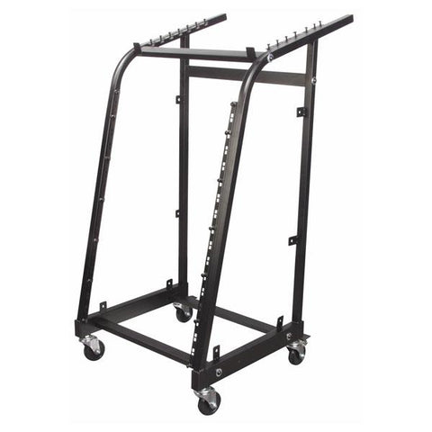 19 Inch Rack metal With non-adjustable Toploading