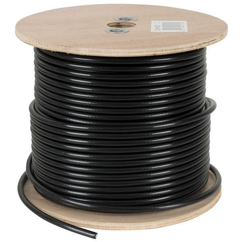 HD-SDI - Double Shielded Coax Cable, 100 m on spool