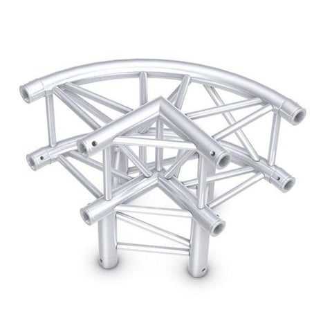 Circle Corner 3-Way 90¡ - Pro-30 Square G Truss