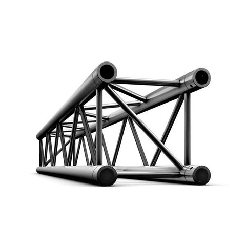Straight 3000mm - BLACK, Pro-30 Square G Truss