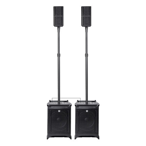 Nano Package 3 - LUCAS NANO 602 TWIN - STEREO SYSTEM