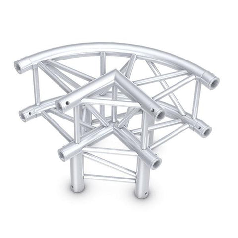 Circle Corner 3-Way 90¡ - Pro-30 Square P Truss