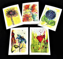Load image into Gallery viewer, FLOWERS Cards Promotion