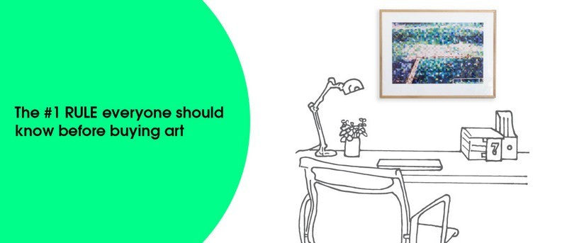 The Number One Rule For Buying Art