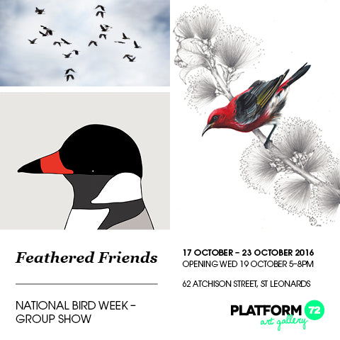Feathered Friends - A Celebration of Australian Birds