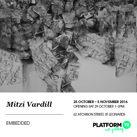 Embedded - Mitzi Vardill Solo Show