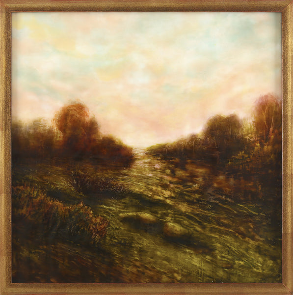 Encaustic Artwork by Chris Clark