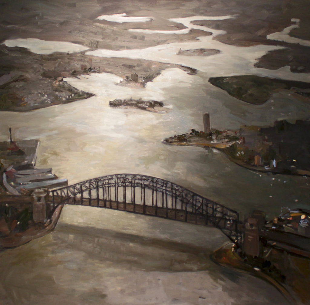 Sydney Harbour - SOLD