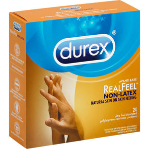 Durex Real Feel No-Latex