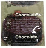 Trustex Sabor Chocolate
