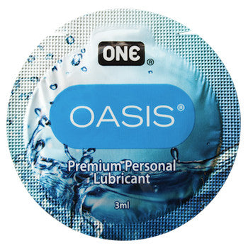 Lubricante Personal ONE OASIS