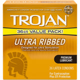 Trojan Ultra Stimulations Ribbed