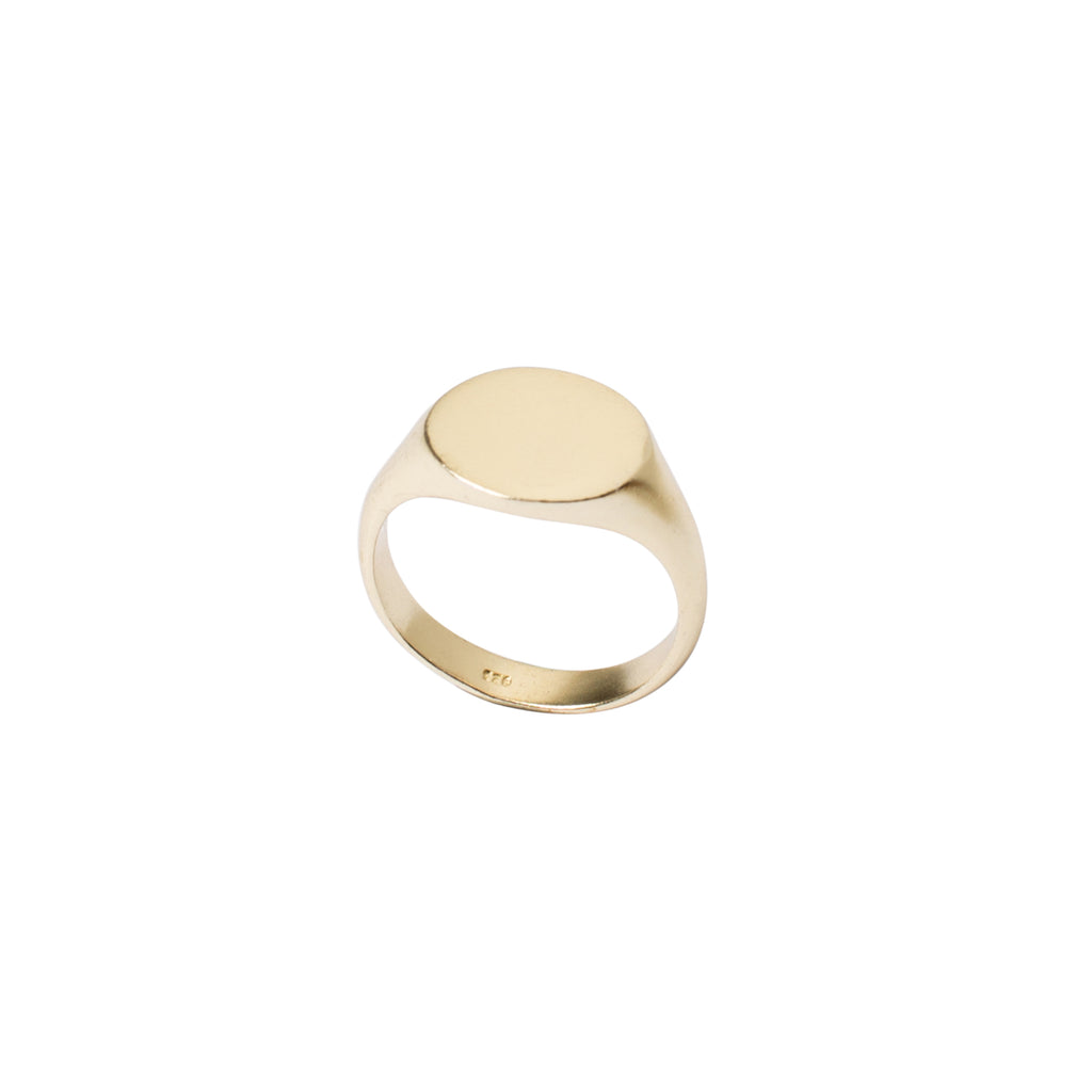 gold-signet-ring gold-ring golden-years wild-heart-jewellery