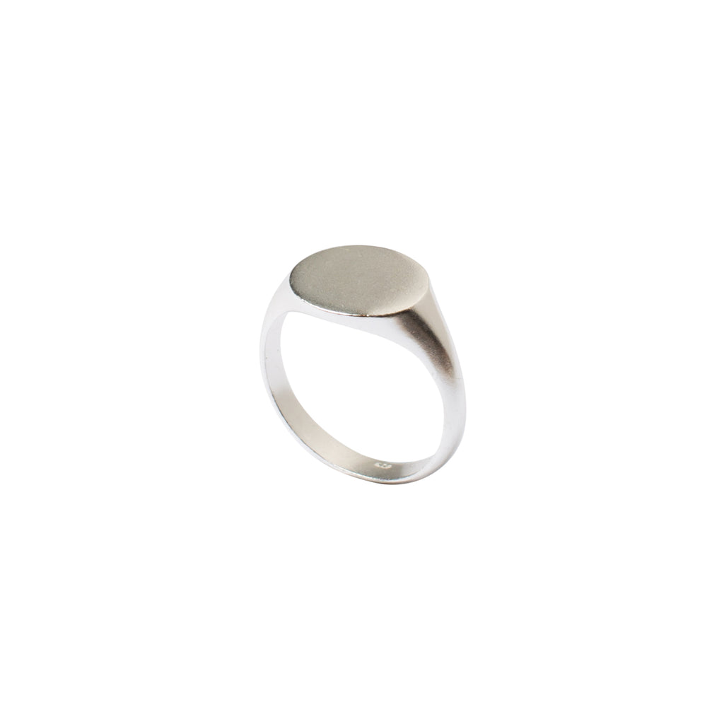 sterling-silver-signet-ring sterling-silver-ring golden-years wild-heart-jewellery