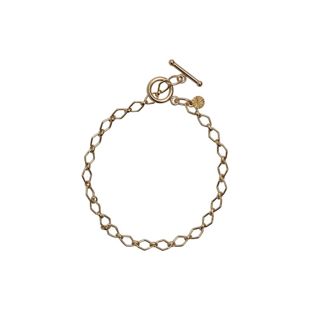 Virtue Bracelet Gold
