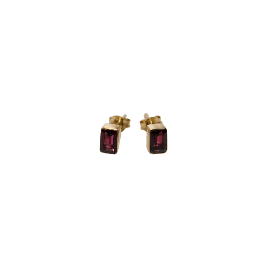 Royal Stud Earring Gold