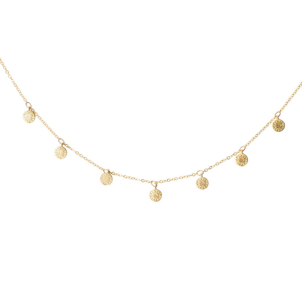 Forever Necklace Gold