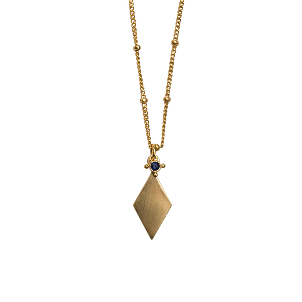 Relic Necklace Gold