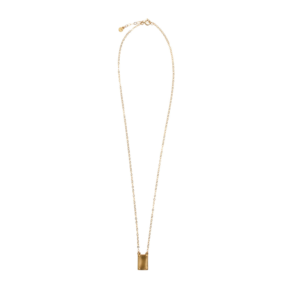 Palermo Necklace Gold