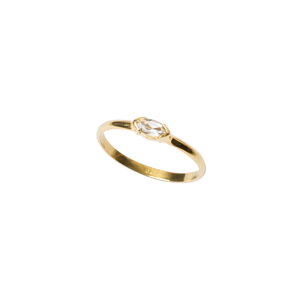 Seek Ring Gold